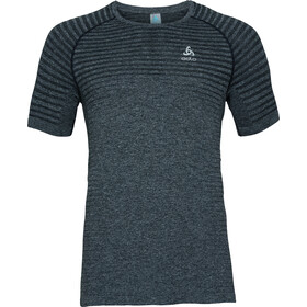 Odlo Seamless Element T-Shirt S/S Crew Neck Men grey melange